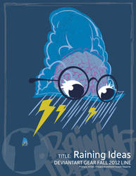 Raining Ideas by draweverywhere