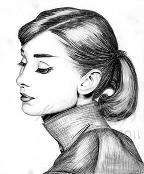 Audrey by bohobella