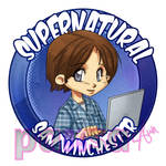 SPN Badge 2nd Edition by kumitawapa