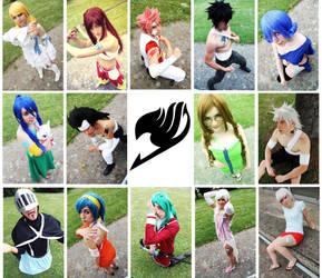 Fairy Tail Guild by FairyScarlet