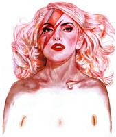 Lady Gaga Sane by picasio