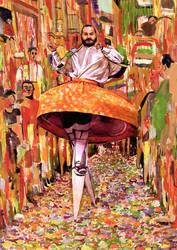Danzador of Anguiano by picasio