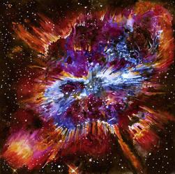 Supernova by picasio