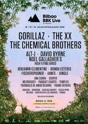 BBK LIVE 2018 by picasio