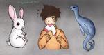 Cute Scribbles --unRequests by silverheart-nine