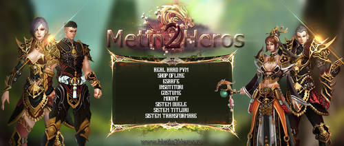 Metin2 - Facebook Cover by marcbogdan97