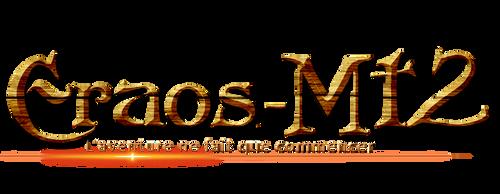 Logo Metin2 ERAOS by marcbogdan97