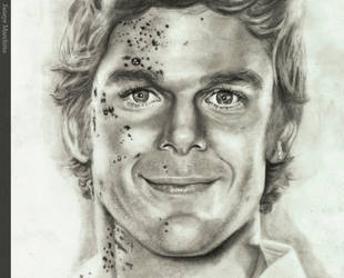 Dexter Morgan by jmarchitto