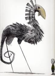 Bird by Adrhi