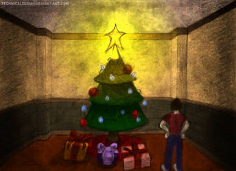 Christmas Tree by TechnicalGerm8