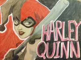 Harley Quinn by scootalootheotaku007