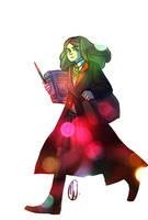 SAD February: Hermione by Mayeko