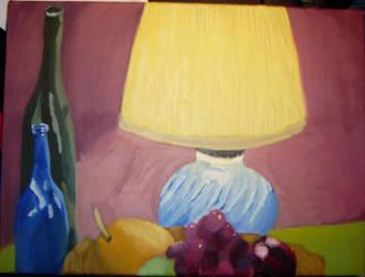 A Basket of Fruit by bigdave2080