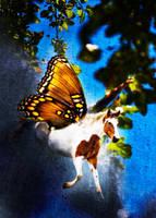 Butterfly Horse by SBibb