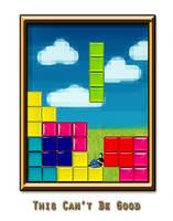 Tetris Troubles by SBibb