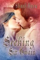 Seeking Sir Gwain - Book Cover by SBibb