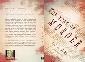 The Tune of Murder - Wrap-around Book Cover by SBibb