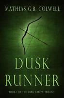 Dusk Runner - Book Cover by SBibb