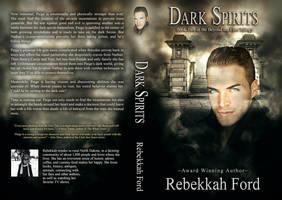 Dark Spirits - Wraparound Book Cover by SBibb