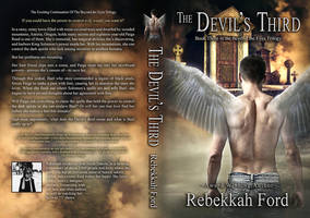 The Devil's Third - Wraparound Book Cover by SBibb