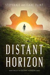 Distant Horizon - Book Cover by SBibb