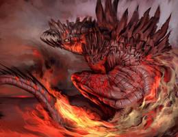 Hellbeast by DefiledVisions