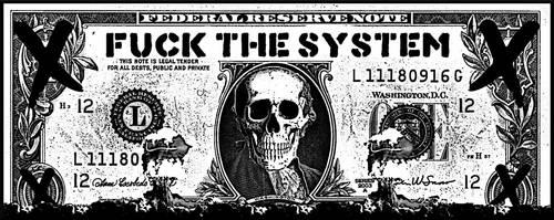 F the System by jackcomstock