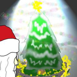 Santas deceration's by kdog566