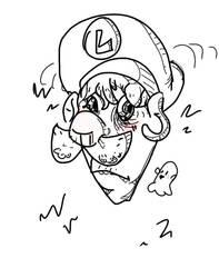Luigi  by Munchkinbabz