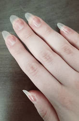 Natural Nails by SynthCorpse