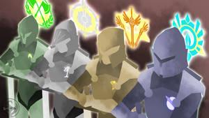 RWBY WoR: Star Knights of Remnant by NickShepard117