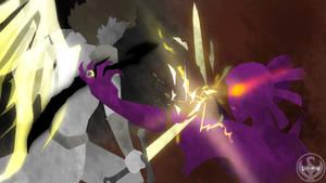 RWBY WoR: Salem's Defeat by NickShepard117