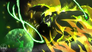 WoR: Ring of Darkness: Opzin vs Balrog by NickShepard117