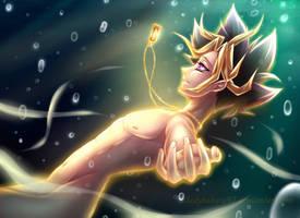 I Have a Name - Atemu by ladybakura92