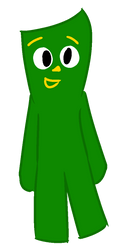 Gumby by TomoTakino55