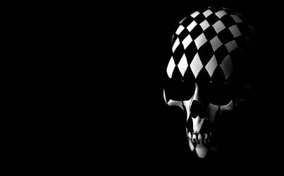 Chequered passed by daemon-spyder