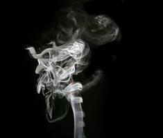 Smoke Demon by teobalin