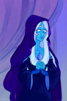 Blue Diamond's Chambers by Rosyforest