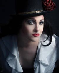 Portrait 7 by PublicSecrecy
