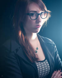 Portrait 8 by PublicSecrecy