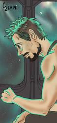 Tony Stark: Avengers Endgame by CaptainSguiggle
