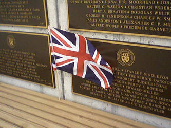 United Kingdom Flag by CrisseIsMe
