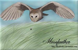 Moonfeather by flynfreako