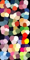 Random Color Palettes 3 by Sebbins