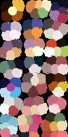 Random Color Palettes 5 by Sebbins