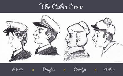 Cabin Crew by FaerieCarousel