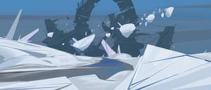 Frozen Planet by OneSpeechless