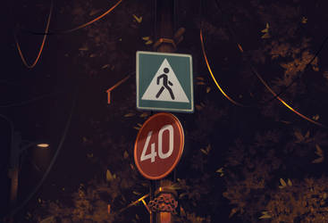 Street Signs by OneSpeechless