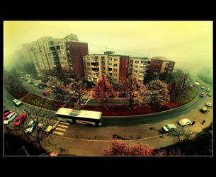 late autumn by Trifoto