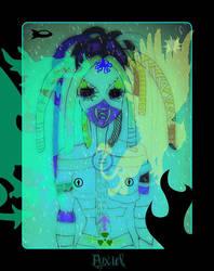 Future Of Kali by Pyxiel